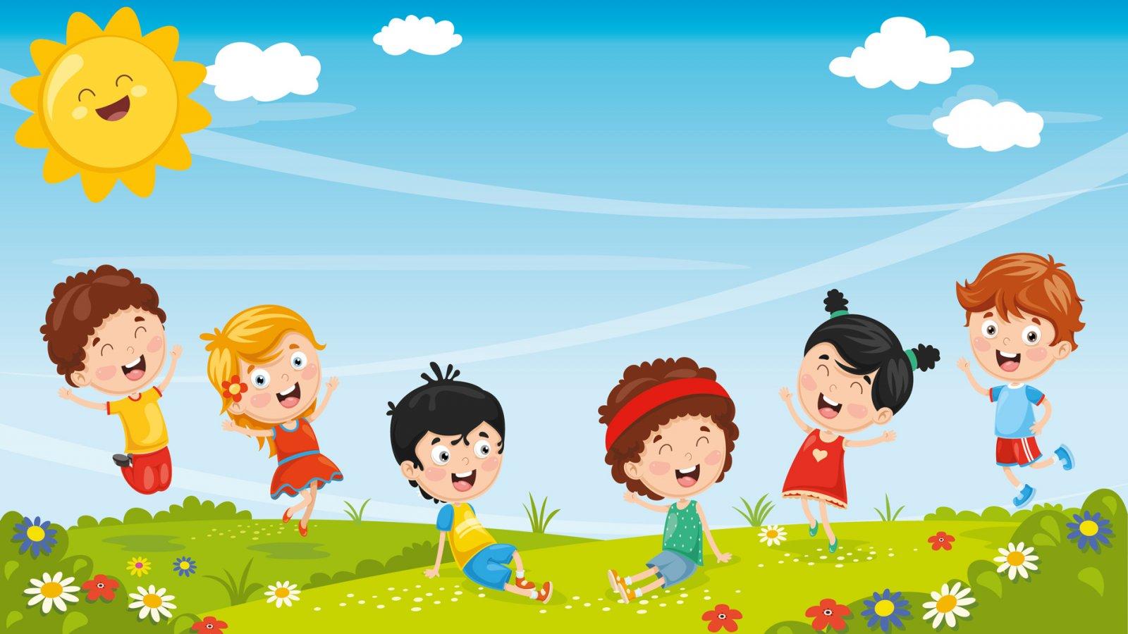 Dzień Dziecka - Szkoła Podstawowa w Rożnowie Nowogardzkim